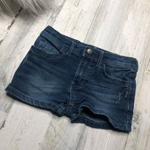 Silver Jeans Shorts girls size 6X Lacy style